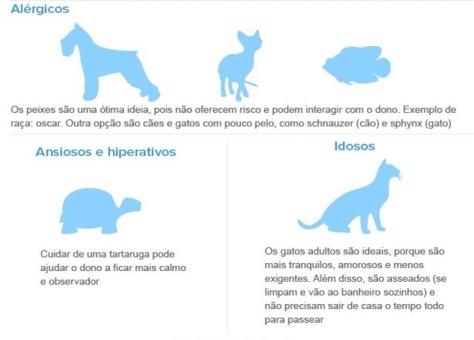 tipos de animais